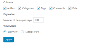 how to increase number of displayed posts